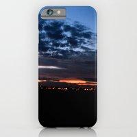 Dramatic Clouds iPhone 6 Slim Case