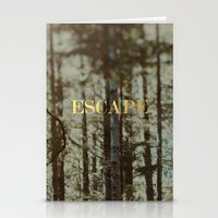 Escape x Forest Stationery Cards