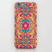 Eye Of The Beast Pattern iPhone 6 Slim Case