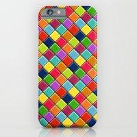 Neon Keyboard iPhone 6 Slim Case
