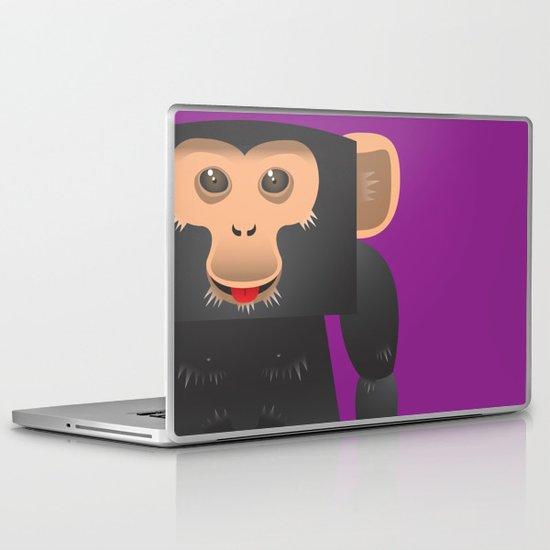 Cute Ape Laptop & iPad Skin