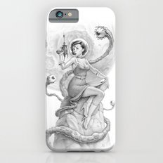 Astro Babe B&W Slim Case iPhone 6s