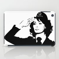 La Poliziotta iPad Case