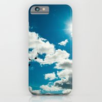 iPhone & iPod Case featuring Clouds Song by Ginta Spate