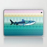 Paralleloshark Laptop & iPad Skin