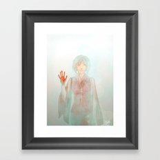The Other Side Framed Art Print