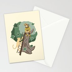 Stuck in a Tree Stationery Cards