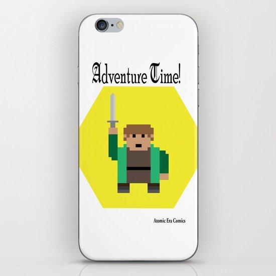 Adventure Time! iPhone & iPod Skin