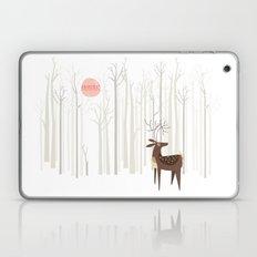 Reindeer Of The Silver W… Laptop & iPad Skin
