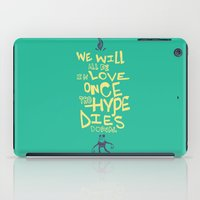 The Hype iPad Case