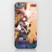 iPhone & iPod Case featuring reality by NosProd