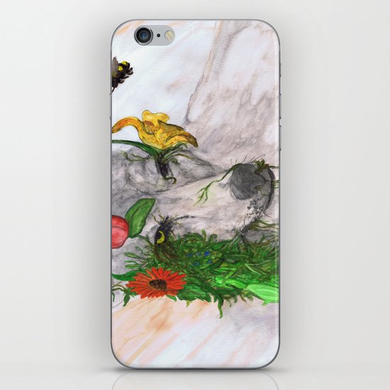 """Wolf's Law"" by Cap Blackard iPhone & iPod Skin"