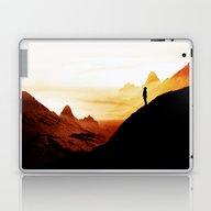 Red Wasteland  Laptop & iPad Skin
