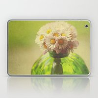 Flowers In The Window Laptop & iPad Skin