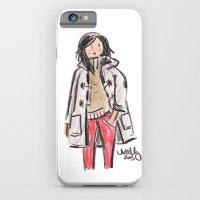 Duffle Coat iPhone 6 Slim Case