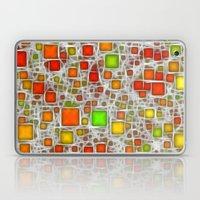 Ceramics Citrus Laptop & iPad Skin