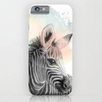 Zebra // Dreaming iPhone 6 Slim Case