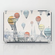 Voyages Over Edinburgh iPad Case