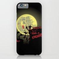 iPhone & iPod Case featuring 300 Ewoks by Kent Zonestar