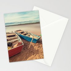 River Boats Stationery Cards