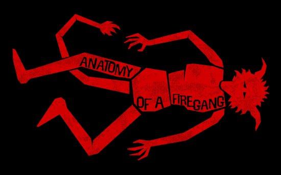 Anatomy of a Firegang Art Print