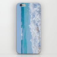 Beach Love iPhone & iPod Skin