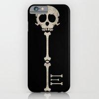 Skeleton Key iPhone 6 Slim Case
