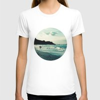 surf T-shirts featuring Surf by Hilary Upton