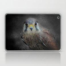 A Kestrel called Rosie Laptop & iPad Skin