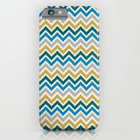 iPhone & iPod Case featuring Chevron 3 by Amarillo