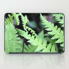 Maidenhair Fern iPad Case