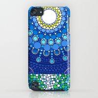 iPod Touch Cases featuring Full Moon Splendour by Elspeth McLean
