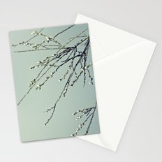 Spring Buds Stationery Cards