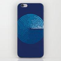 Almighty Ocean iPhone & iPod Skin