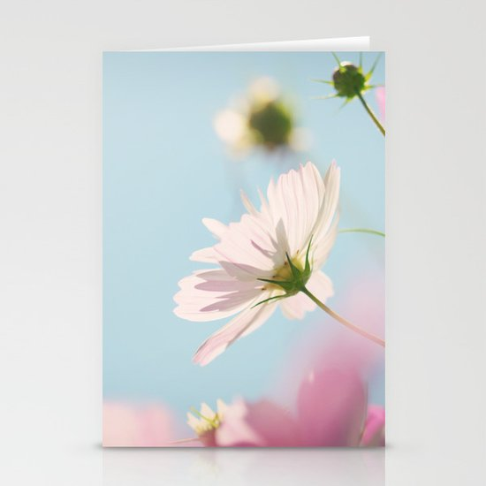 A perfect summer day Stationery Card