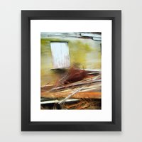 In Decay #2 Framed Art Print