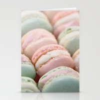 Parisian Pastels Stationery Cards