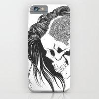 Skull Girls 2 - Royal Gold iPhone 6 Slim Case