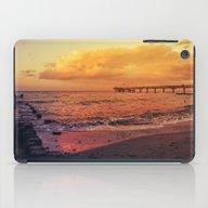 Sundown At The Sea iPad Case