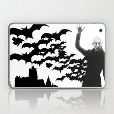 Nosferatu - the real bat Laptop & iPad Skin