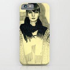 Fashion sketch iPhone 6 Slim Case
