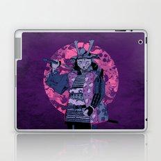 Samurai Kitty Laptop & iPad Skin