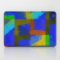 Colorful Truth. Blue. iPad Case