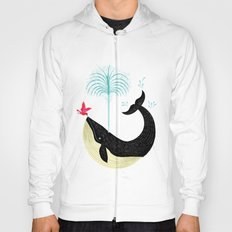 The Bird and The Whale Hoody