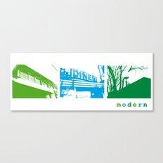 Modern Look Canvas Print