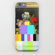 iPhone & iPod Case featuring A Painting Of Flowers Wi… by Chad Wys