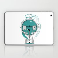 A Legend of Water Laptop & iPad Skin