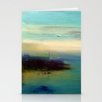 Dream Of Sea Stationery Cards