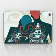 Love You / Love Me - Us and Them iPad Case