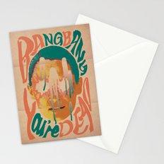 Bang Bang You're Dead Stationery Cards